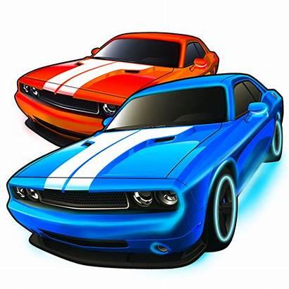 Games Racing Driving App Simulator Down Highway