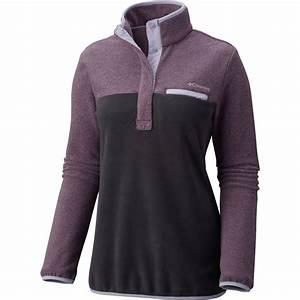 Columbia Size Chart Columbia Mountain Side Fleece Pullover Women 39 S