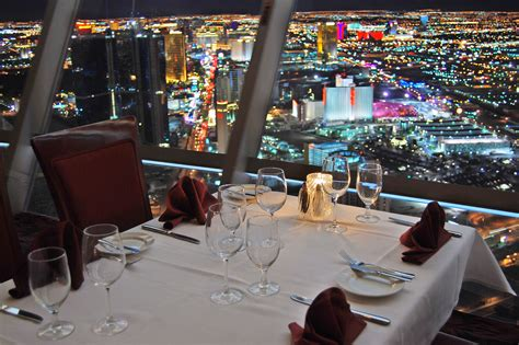 best of las vegas top of the world restaurants in stratosphere las vegas
