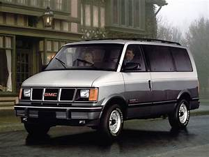 1993 Gmc Safari Van