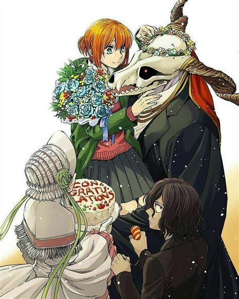 Ancient Magus Bride Wallpaper Chise Hatori Anime Amino