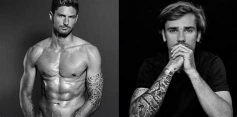 les  beaux tatouages des footballeurs francais