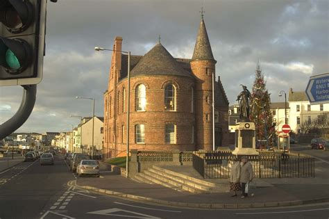 Portrush Town Hall - Hearth Historic Buildings Trust