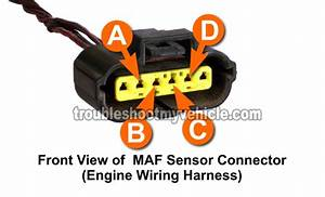 Mazda 626 Engine Wiring Harness