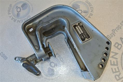 Yamaha Outboard Motor Bracket by 327928 327929 10 15 Hp Evinrude Johnson Outboard Motor