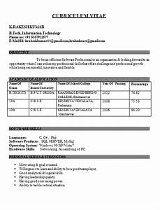 sample resume format for freshers engineers With civil engineering resume for freshers