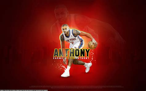 Carmelo Anthony Wallpaper Height Weight Position