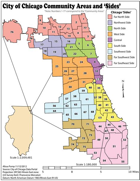 community areas  chicago wikipedia