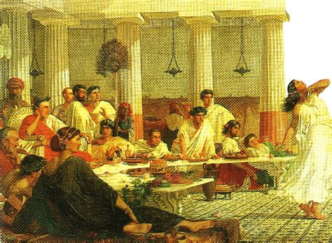 cuisine rome antique la rome antique