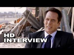 "Elysium: William Fichtner ""John Carlyle"" On Set Interview ..."