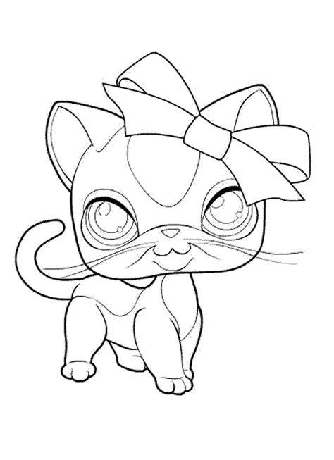 littlest pet shops coloring page   kids