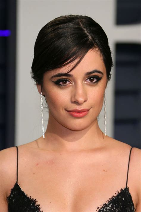 Camila Cabello Vanity Fair Oscar Party Beverly