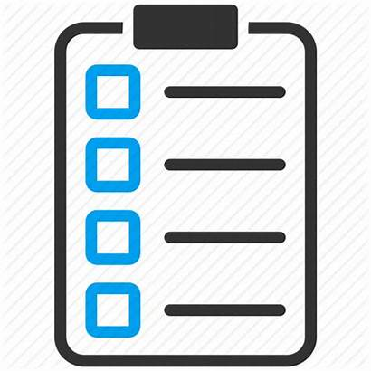 Icon Check Task Inventory Form Test Exam