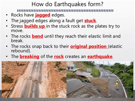 what are earthquakes i