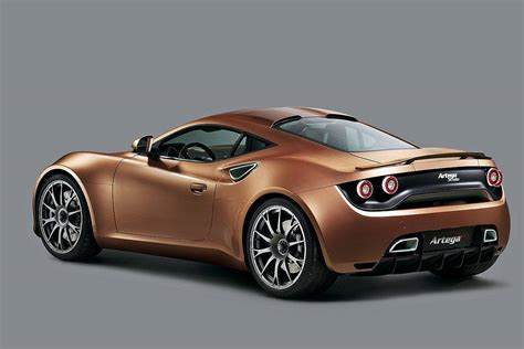Artega Unveils 250-mile Electric Sports Car In Frankfurt
