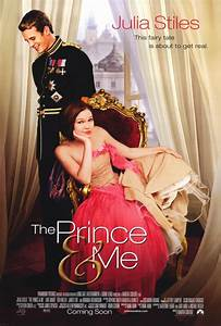 The Prince and Me Movie Posters From Movie Poster Shop