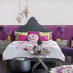 Blue Velvet King Headboard by Moroccan Bedrooms Ideas Photos Decor And Inspirations