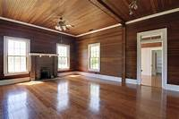 interior wood paneling How to Refinish and Refresh Your Interior Wood Paneling - Marc Poulos Painting
