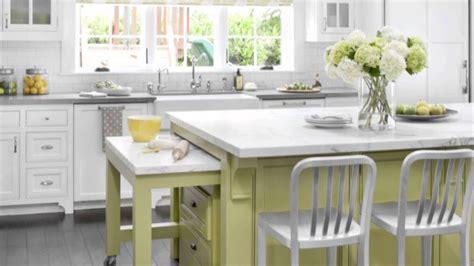 kitchen design ideas green color scheme ideas youtube