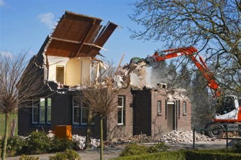 demolition cost  square foot hometown