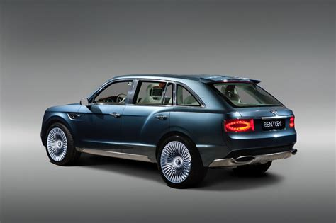 Bentley Exp 9 F Crossover Concept In Full Motion