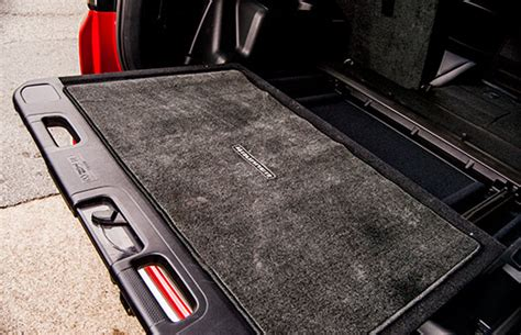 2014 Toyota 4runner Sliding Rear Cargo Deck by 2014 Toyota 4runner Trail Premium Review Bestride