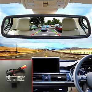 Mirror Screen Peugeot : car back parking rear view camera 5 39 39 color tft lcd screen car monitor mirror for peugeot 3008 ~ Medecine-chirurgie-esthetiques.com Avis de Voitures