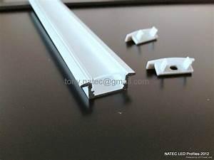 Led Strip Profil : linear led profiles recessed 7 led strip profile aluminium led strike profiles rls005 natec ~ Buech-reservation.com Haus und Dekorationen