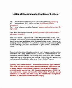 Letter Of Recommendation For Students Applying To College Free 28 Letter Of Recommendation In Ms Word Pdf Pages
