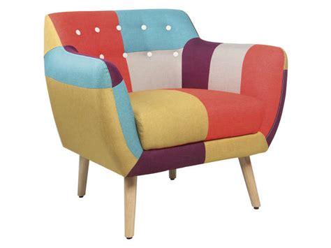 chaise de jardin conforama fauteuil en tissu patchwork stockholm vente de chaise de