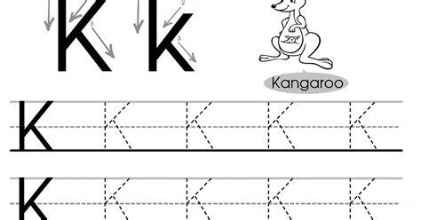 letter tracing worksheets letters