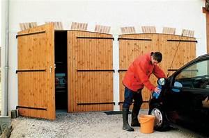 Porte De Garage Bois : atoutbaie vannes articles ~ Melissatoandfro.com Idées de Décoration