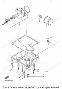Yamaha Motorcycle 2006 Oem Parts Diagram For Oil Cleaner