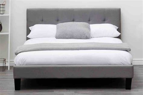 ikea single bed with storage blenheim grey charcoal fabric upholstered bed frame single