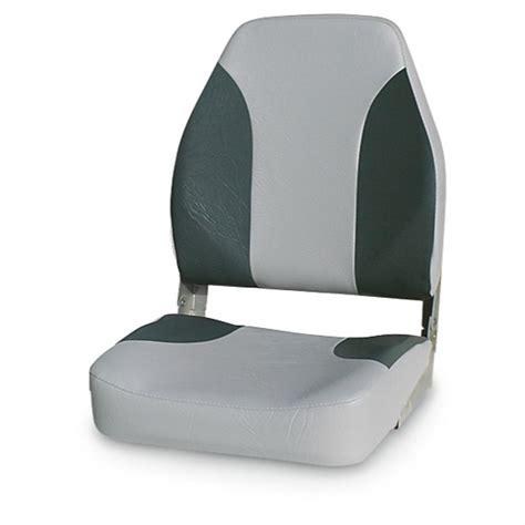 Folding Fishing Boat Seats by Wise Premium Folding Fishing Boat Seats 96433 Fold