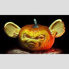Ghoulishly Grand Carved Pumpkins Todaycom