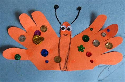 bug activities for toddlers no time for flash cards 228 | butterfly craft