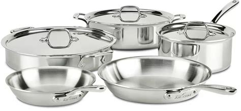 clad cookware regularly compact piece shipped only hip2save