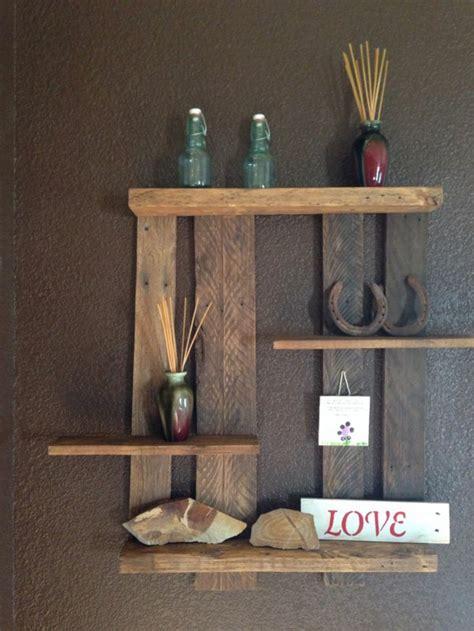 wall shelves ideas build with pallets the original ideas no limits Diy