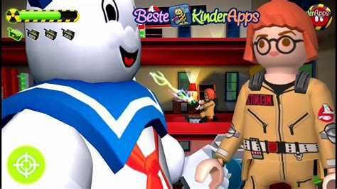 ghostbusters kostüm kinder playmobil ghostbusters app spiel 2 frau melnitz beste kinder apps kostenlos