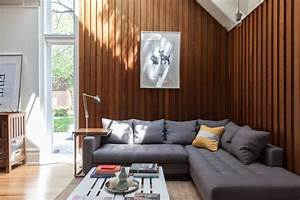 Comment Recouvrir Du Lambris : id es d co habiller ses murs de bois ~ Melissatoandfro.com Idées de Décoration