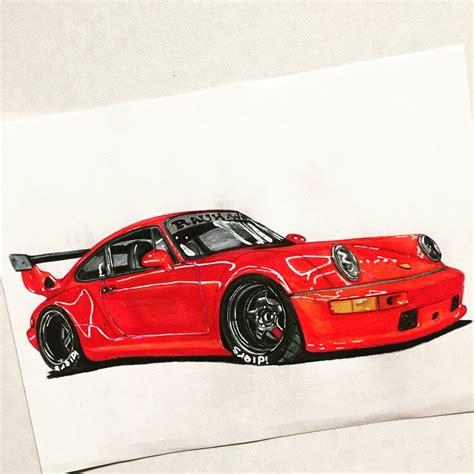 Последние твиты от pencil porsche (@porschepencil). Porsche, Pencil Crayon, 3024x3024 : Art