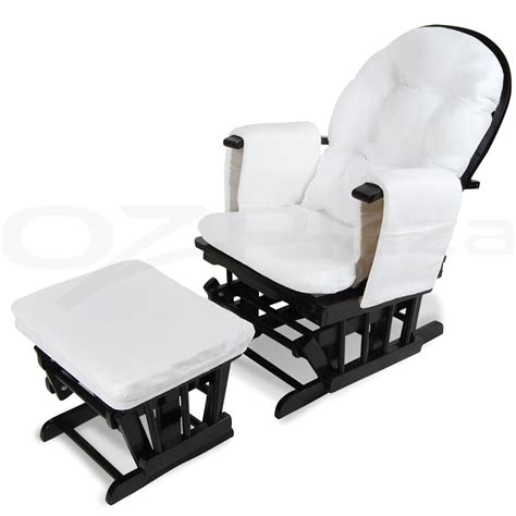 ebay rocking chair baby glider baby breast feeding sliding rocking chair with