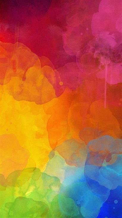 Iphone Plus Wallpapers Lockscreen Iphone6 Rainbow