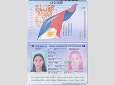 Philippine passport Wikipedia