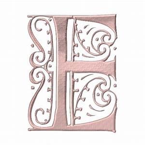 Images Of Fancy Letter E Designs Golfclub