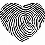 Heart Fingerprint Shape Tattoos Collage Flaticon Freepik