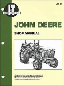 John Deere Tractor Manuals