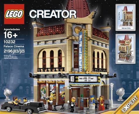 lego creator 16 10232 palace cinema expert creator 2013 set toys n bricks