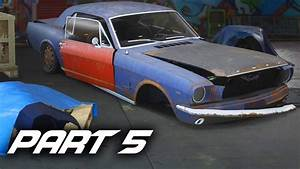Need for Speed Payback Gameplay Walkthrough Part 5 - Ford Mustang 1965 Derelict Guide (ALL PARTS ...